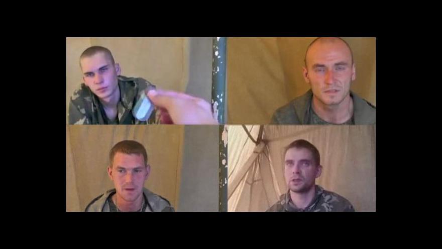 Video Ruští výsadkáři na Ukrajině? Podle Moskvy se tam dostali omylem