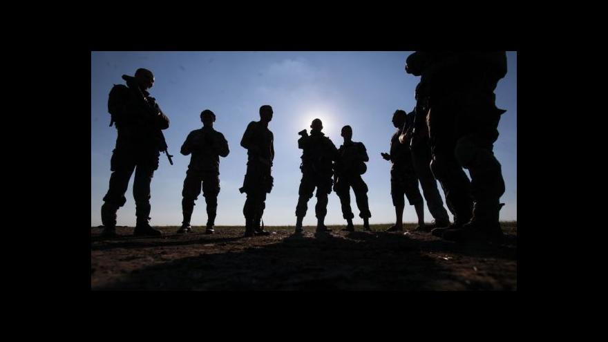 Video Tajná služba zveřejnila rozhovory se zajatými vojáky