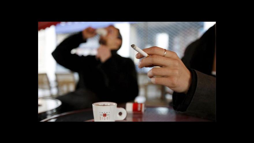 Video Zdražení cigaret a zelená nafta se budou schvalovat společně