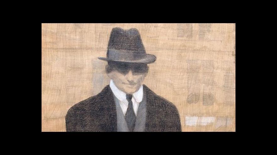 Video Rut Kohnová vystavuje svou poctu Kafkovi