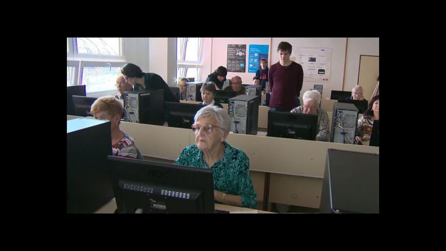 Video Události: Seniory trápí samota