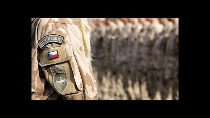 Video Šedivý: Česko by se mělo soustředit na obranu