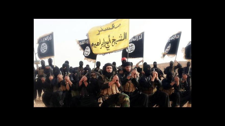 Video Analytik: Spolupráce Západu a Sýrie je v případě IS možná