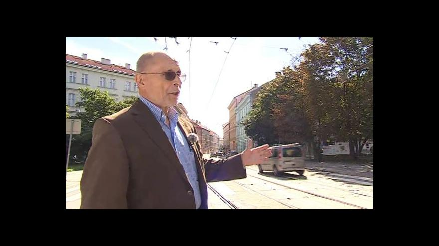 Video Bohumil Moutelík vzpomíná na den, kdy bomby dopadly na jeho školu