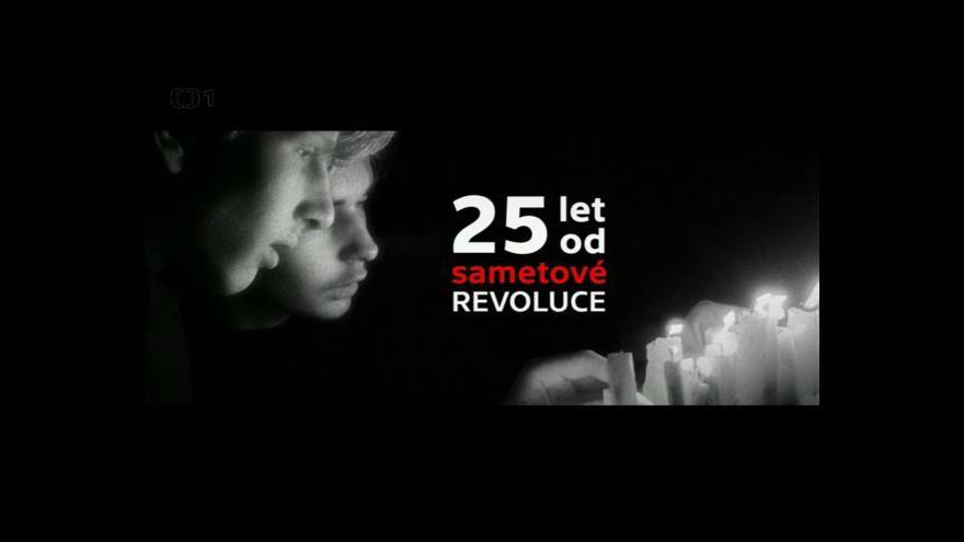 Video Petr Placák o dění v roce 1989