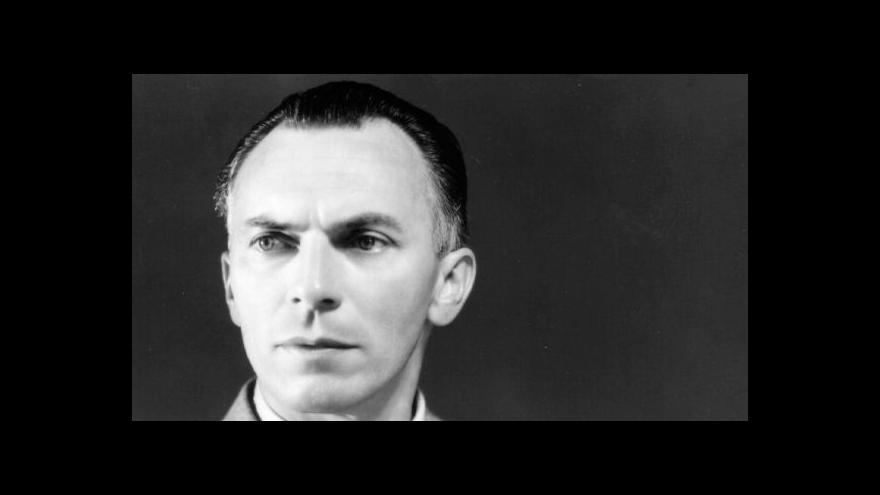 Video Národní archiv získal dokumenty o Františku Kocourkovi