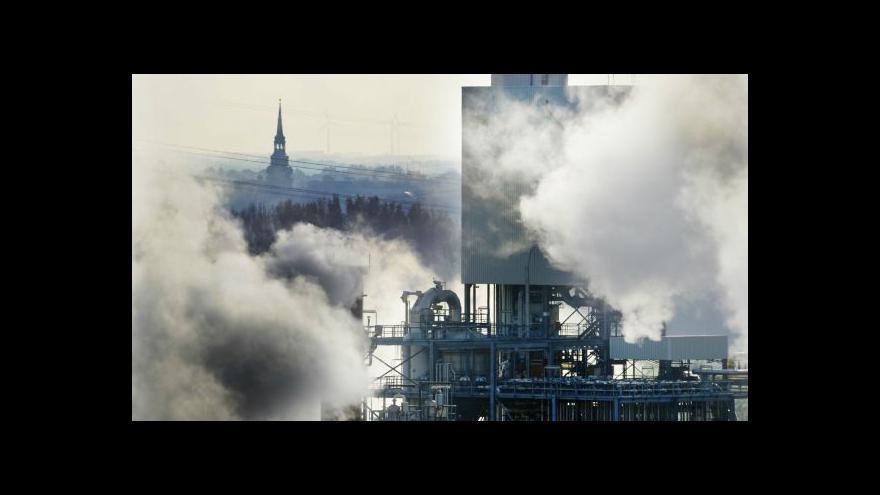 Video Znečištěné ovzduší zkracuje délku života