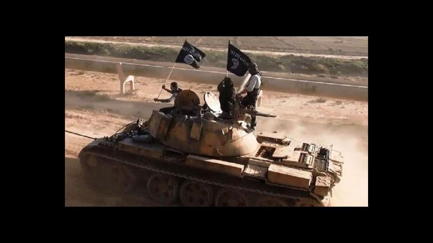 Video USA varují před islamisty v Iráku
