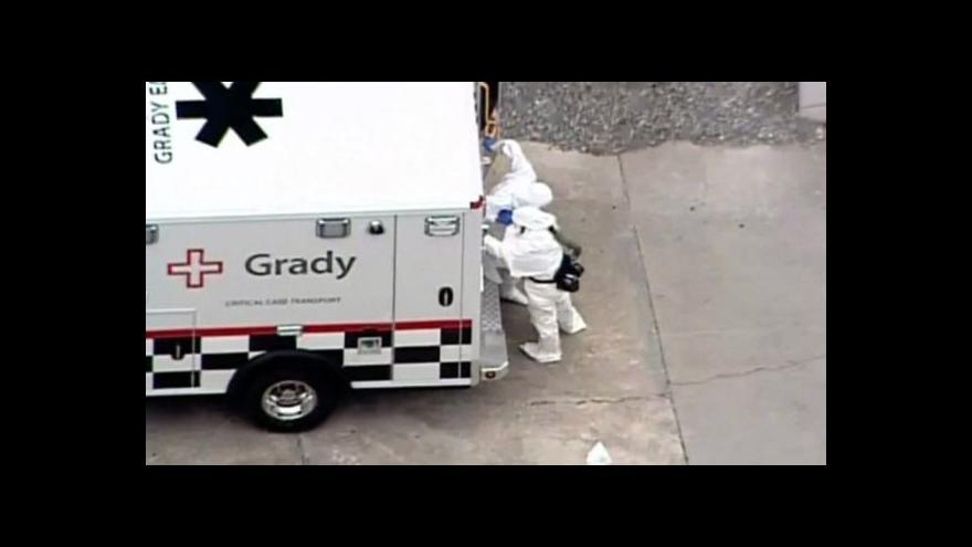 Video Experimentální lék vyléčil dva lidi z eboly