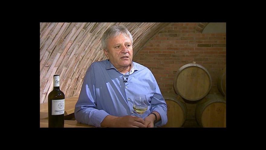 Video Rozhovor s Vinařem roku 2014 Miroslavem Volaříkem