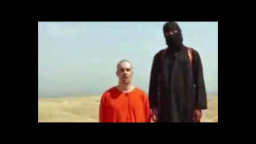 Video Šándor: Kdo je Foleyho vrah?