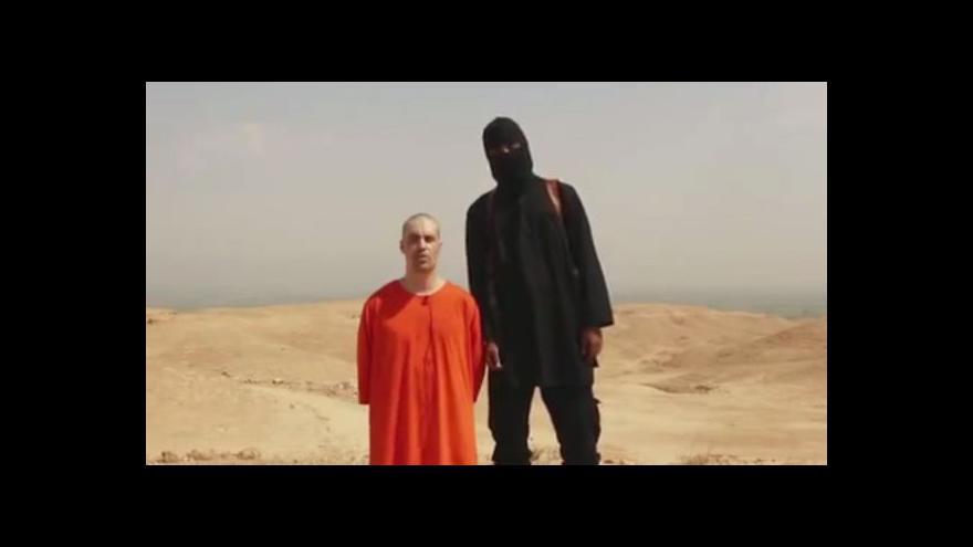 Video Události, komentáře k vraždě Jamese Foleyho