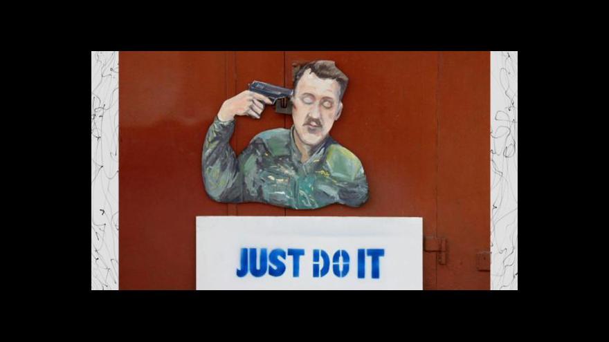 Video Pohled na ukrajinskou krizi očima umělců