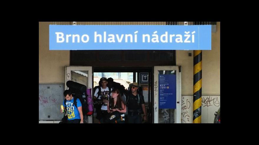 Video Diskuze o platnosti návrhu na referendum v Brně