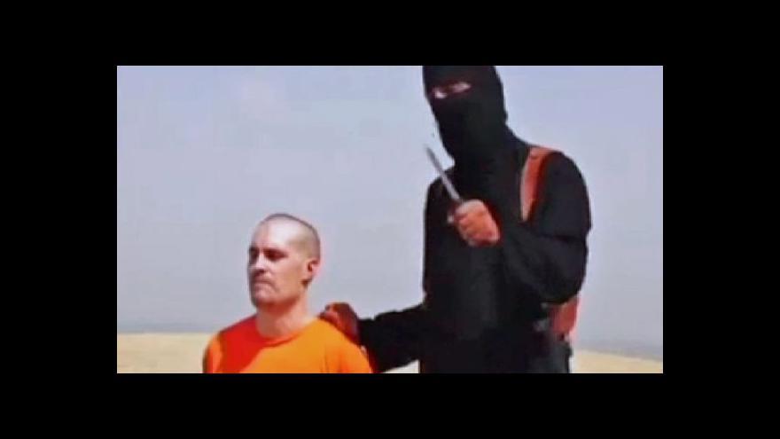 Video Události k vraždě Jamese Foleyho