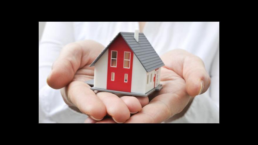 Video Rekordně nízké hypotéky