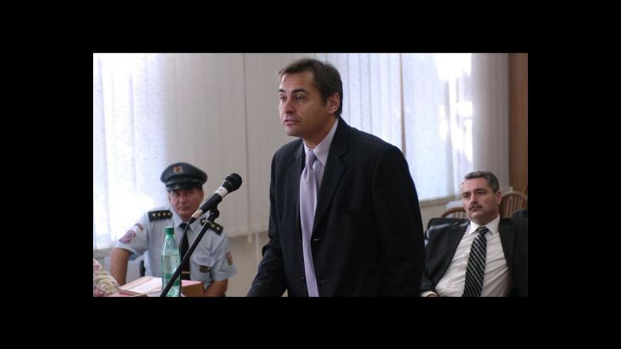 Video Kroupa: Berka a spol. byli nový druh organizovaného zločinu