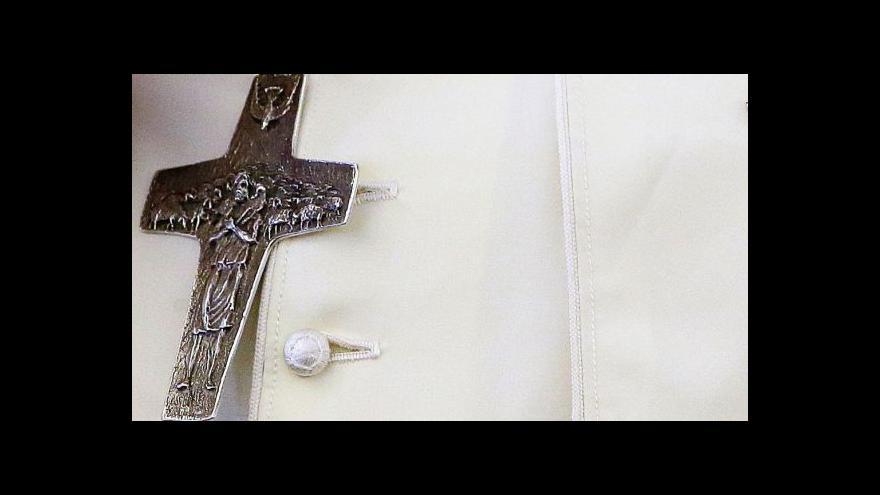 Video František poodhalil život v čele katolické církve