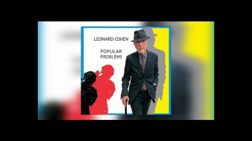 Video Leonard Cohen zveřejnil první píseň z nové desky