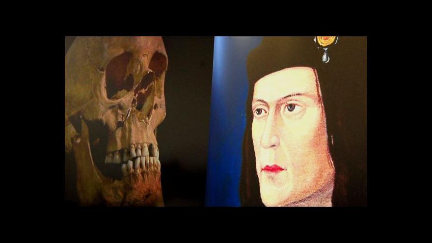 Video Richard III. byl podle vědců v podstatě alkoholik
