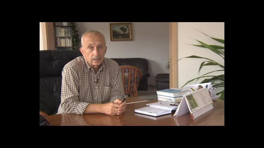 Video Jindřich Mikeš o likvidaci ekologické zátěže ve Šlapanicích