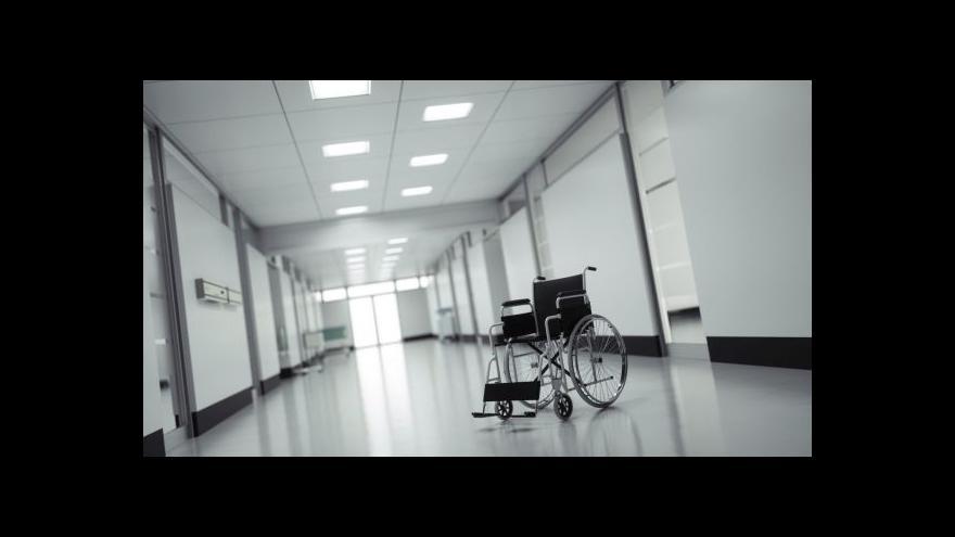 Video Ministerstva zaměstnávají stále méně handicapovaných