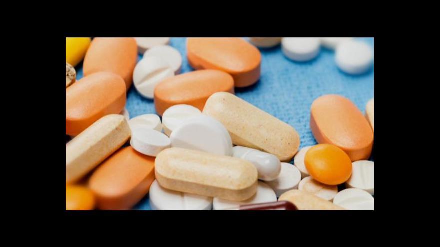 Video Téma Událostí: Češi špatně berou léky