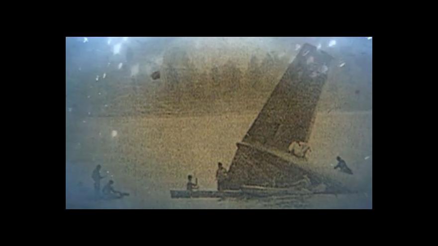 Video Osudové okamžiky: Zlaté piesky 1976