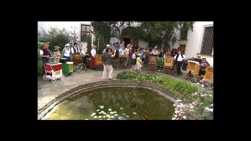Video Brno městem flašinetářů