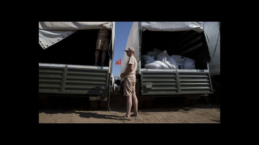 Video Červený kříž vyjednává s armádou a povstalci o zárukách bezpečnosti