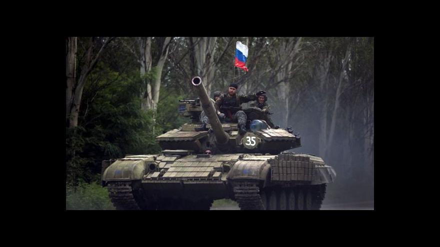 Video Rasmussen: Na Ukrajinu dál proudí ruští vojáci