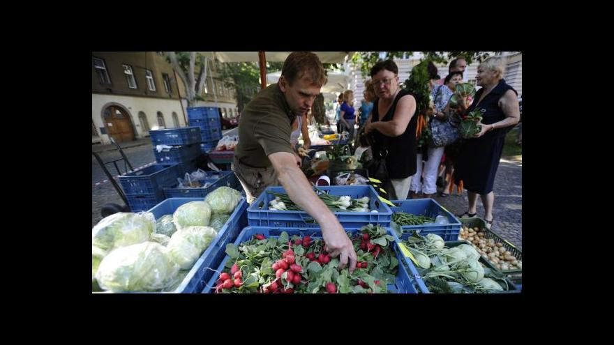 Video Události: Ovoce a zelenina z Česka - obchodní značka na vzestupu