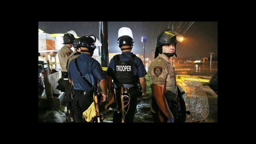 Video Události: Občanské nepokoje v St. Louis pokračují
