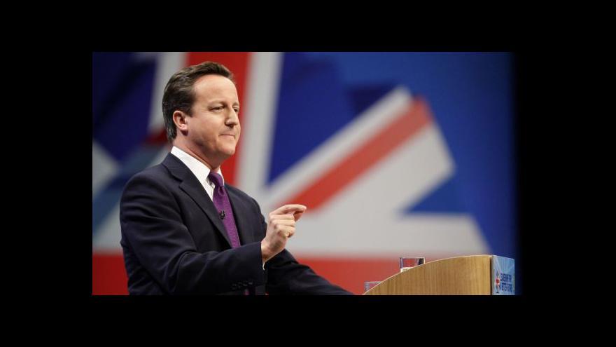 """Video Reportáž: Cameron vyzval k """"bezpečnostní operaci"""""""