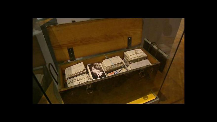 Video Německé muzeum v Berlíně otevřelo výstavu k výročí první světové války