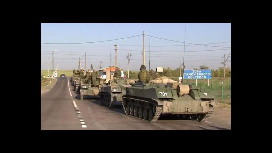 Video Horizont 24 Speciál k cestě ruského konvoje