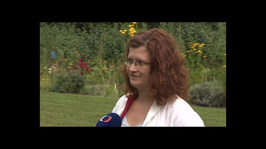 Video O canisterapii s psychicky nemocnými hovoří Barbora Valková