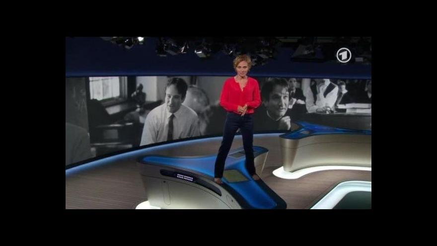 Video Zpravodajská relace Tagesschau uctila památku Robina Williamse