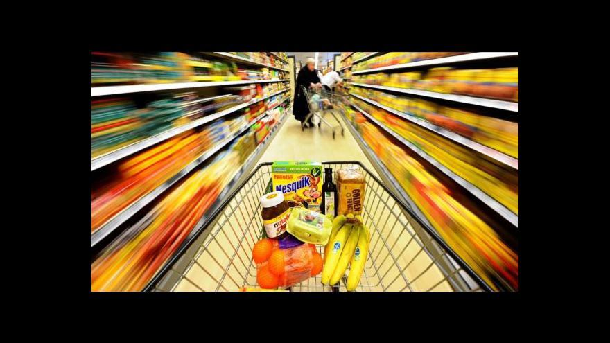 Video Téma Ekonomiky ČT24: Maloobchodní řetězce na internetu