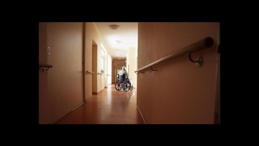 Video Hospicová péče v krajích citelně chybí