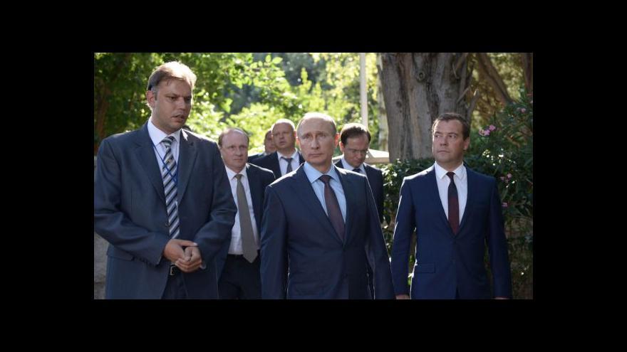 Video Putinův projev na Krymu byl nečekaně smířlivý