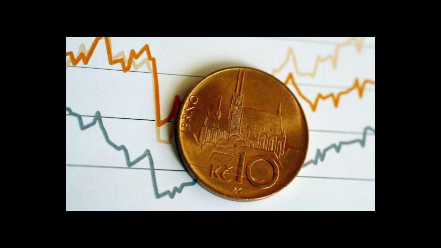 Video Události: Česká ekonomika stagnuje