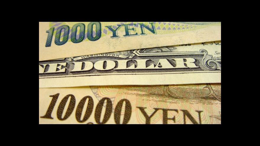 Video Pád japonské ekonomiky