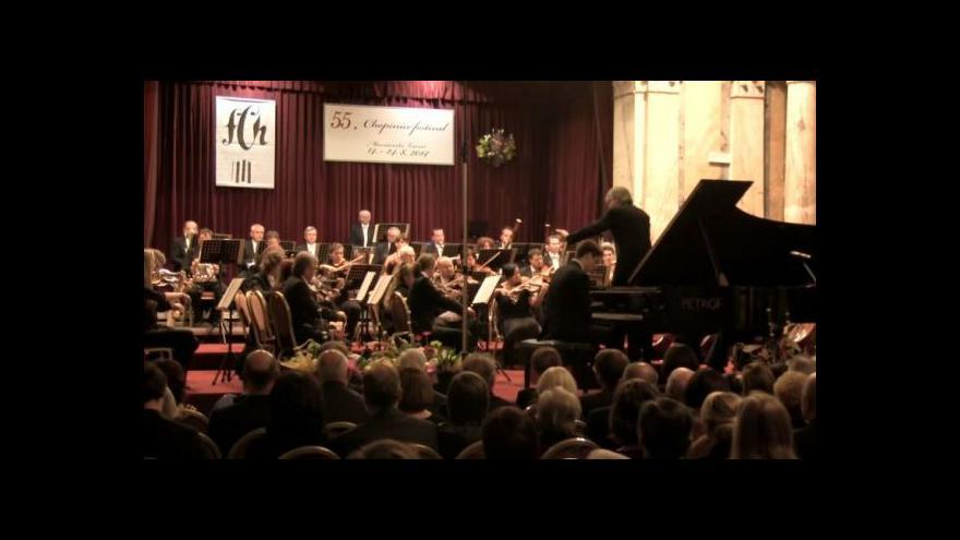 Video ZÁZNAM: Slavnostní zahajovací koncert