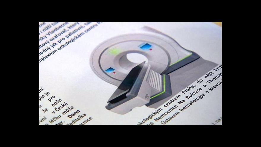 Video Nový přístroj efektivněji léčí nádory