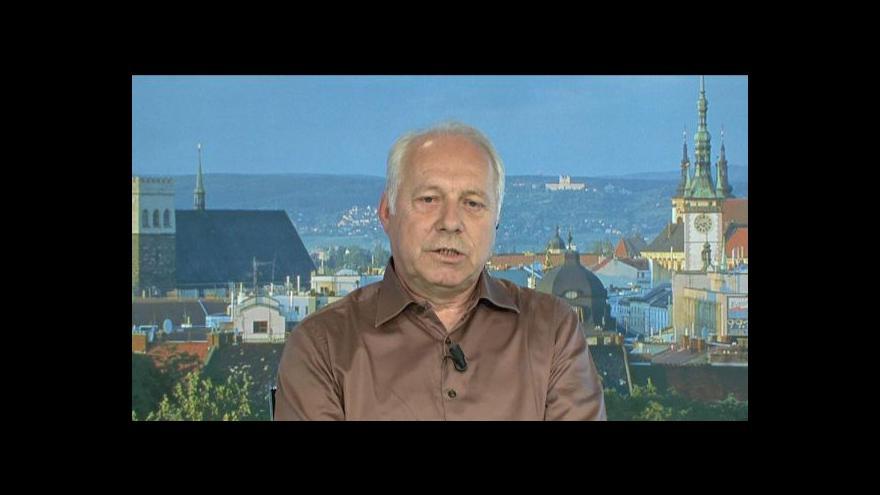 Video Dufek: Chceme navýšit schodek rozpočtu