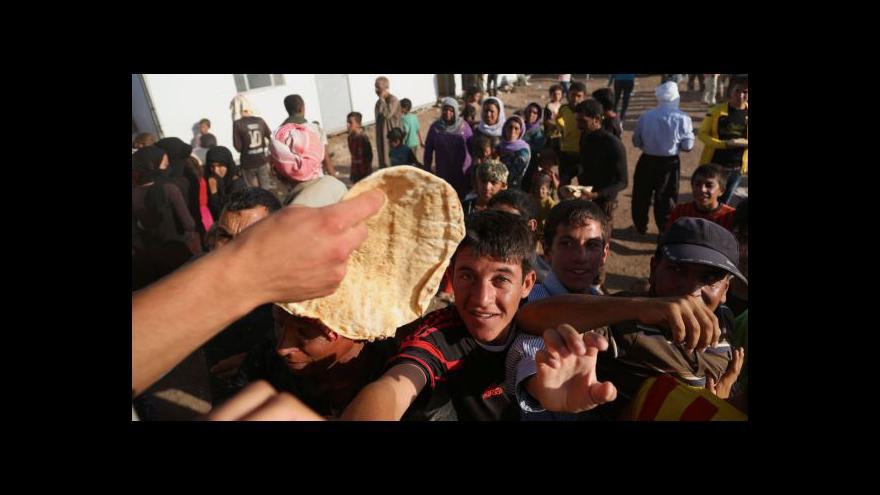 Video Američané vyslali dalších 130 vojáků do iráckého Kurdistánu
