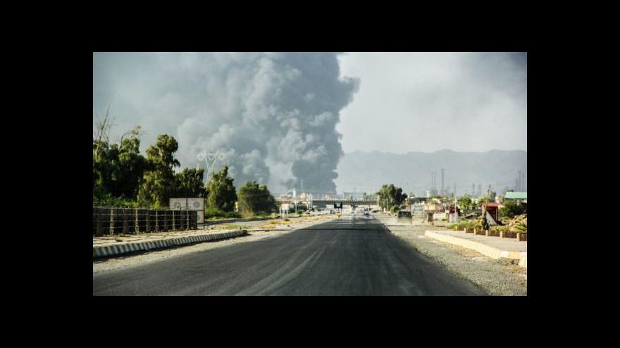 Video Islamisté vysávají z Iráku život - a také ropu