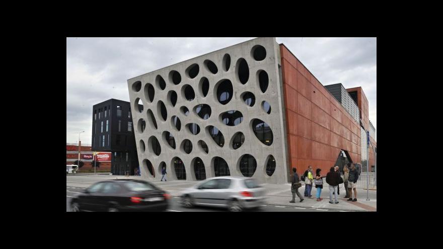 Video Podívejte se: Kamera ČT v nejmodernějším divadle Česka