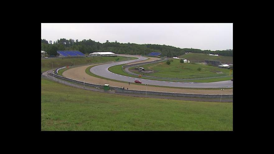 Video NO COMMENT: Přípravy na Grand Prix v Brně